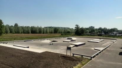 Ruigenhoek skatepark