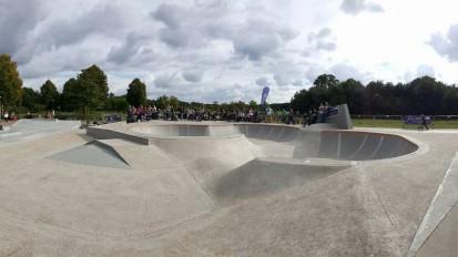 Reeshof Park expansion