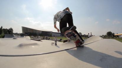 Skatepark Omnispot Apeldoorn