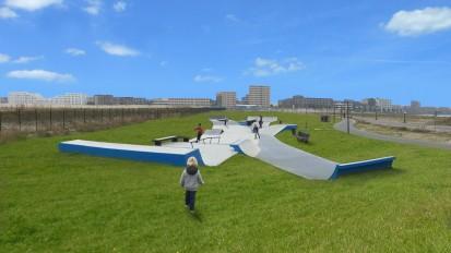 SkatePark IJburg