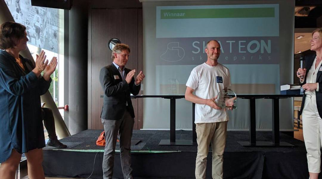most innovative company of Rotterdam for social return solutions