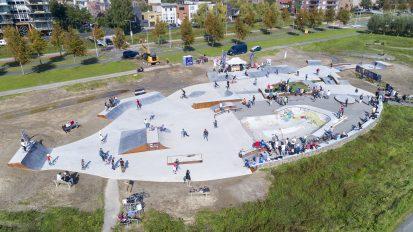 Headville Skatepark Floriande Hoofddorp