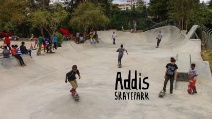 Addis Skatepark
