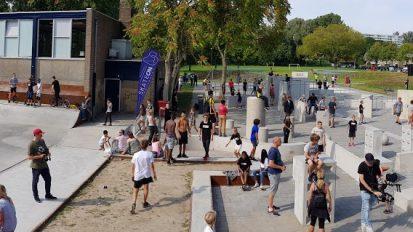 Urban Sportspark Hoogvliet