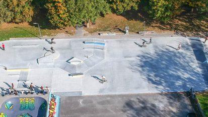 Skatepark Leeuwarden