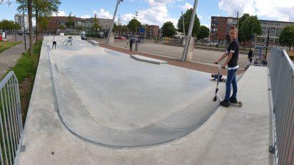 Skatepark Snel en Polanen (Woerden)