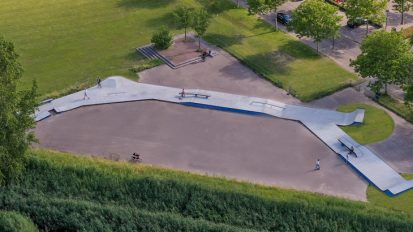 Skatepark Bergen op Zoom