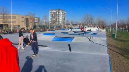 Skatepark Almere Evenaar