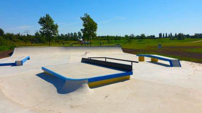 Skatepark Zuiderburen Leeuwarden