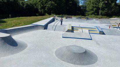 SkatePark Leeuwarden fase 2