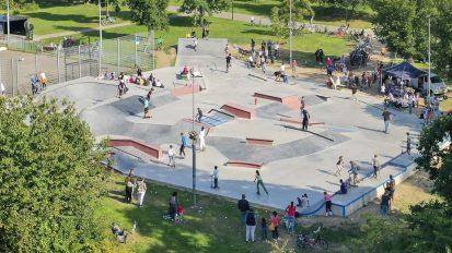 Skatepark Baxpark